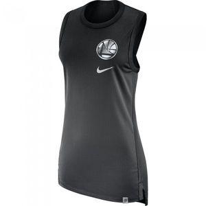 Nike NBA Golden State Warriors Dress Jersey Champs